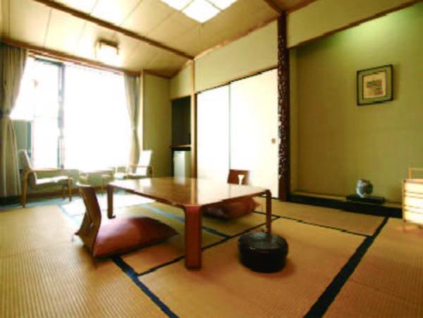 【客室/例】海側10畳和室へご案内※階数により海が見えない場合あり