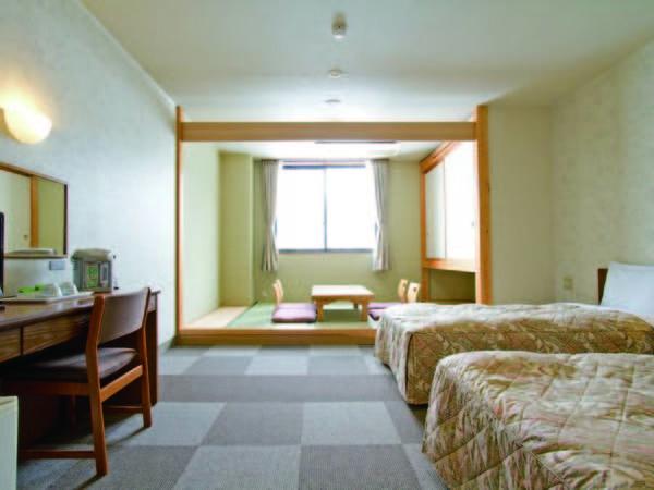 【和洋室/例】和と洋の雰囲気が調和した19.8平米の和洋室