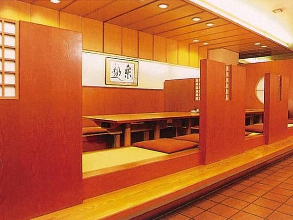 【夕食会場「和食 こし路」】夕食は和食処にてご案内