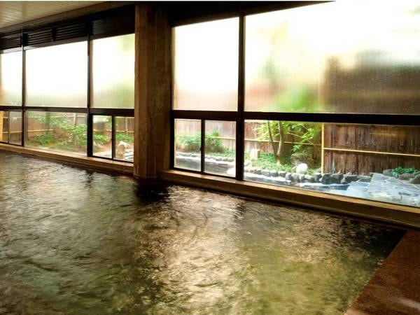 【吉田屋山王閣】源泉かけ流し!山代温泉でも随一の湯量を誇る上質な温泉が魅力♪