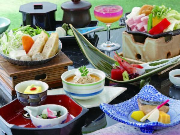 【和会席プラン/例】お手頃価格で食べられる和会席をご用意!
