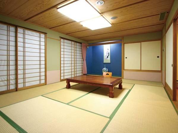 【客室一例】和室10畳(禁煙)/一例
