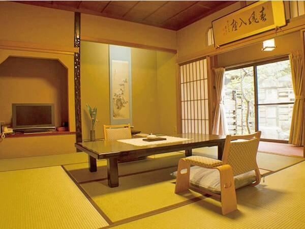 【松風庵/例】全室それぞれ造りが異なっている当館おすすめの客室