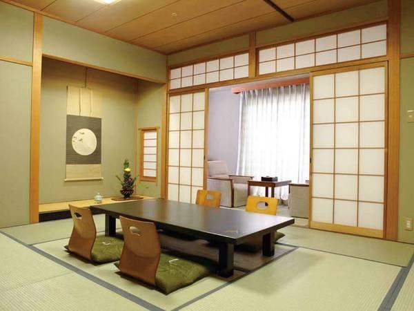 【和室/例】10畳以上の広々和室にご案内!