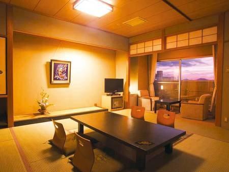 【和室/例】海側で10畳以上のお部屋をご案内