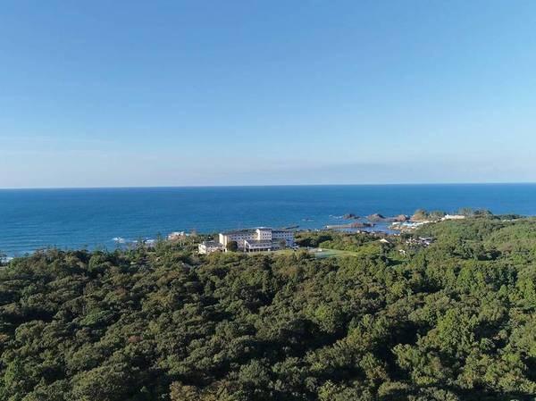 【眺望一例】日本海を望む絶好のロケーション