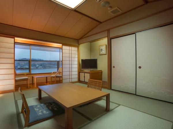 【和室/例】10畳の広さの客室