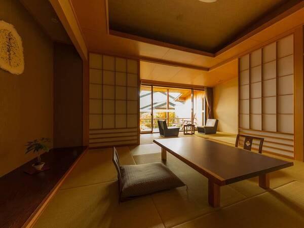 【露天風呂付和室/一例】