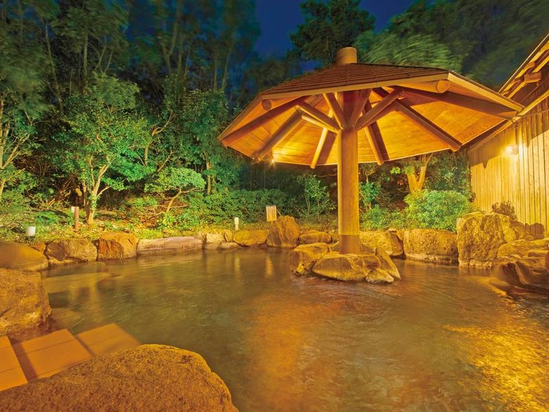 菖蒲の湯 露天風呂