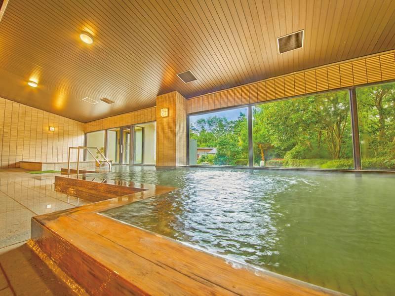 鈴蘭の湯 大浴場
