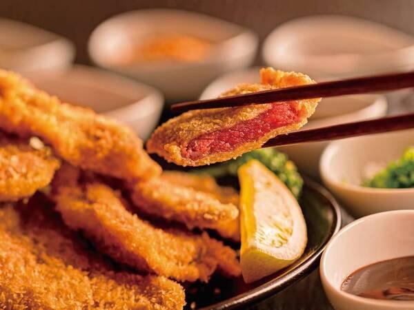 【6~8月夕食例】ローストビーフ寿司