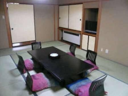 和室12畳バス・洗浄便座付客室(海側)/一例