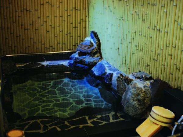 【有料貸切風呂】温泉ではないがゆったり寛げる