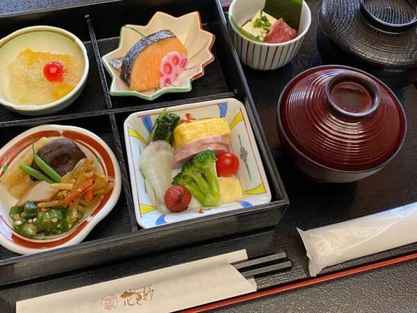 【朝食お弁当/例】