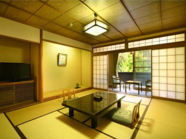 【和室/例】お部屋からの眺望はご指定いただけないが価格お得にご用意
