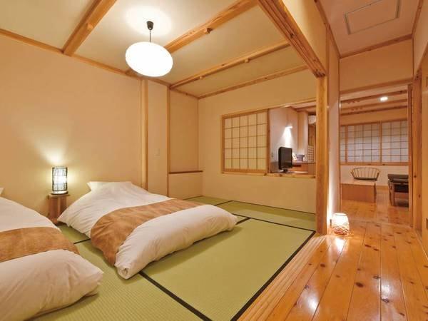 【和洋室(通常客室/45平米/禁煙)/例】