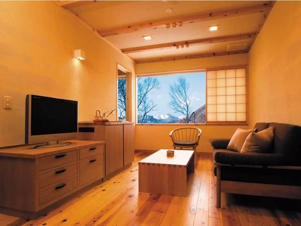 【和洋室(温泉客室/45平米/禁煙)/例】