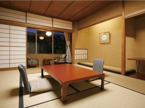 【客室/例】和室または和洋室へ宿おまかせにてご案内