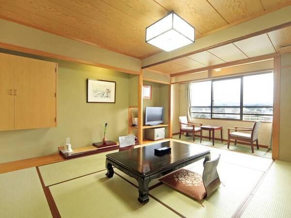 【和室/例】広縁付き7.5~10畳和室へご案内!
