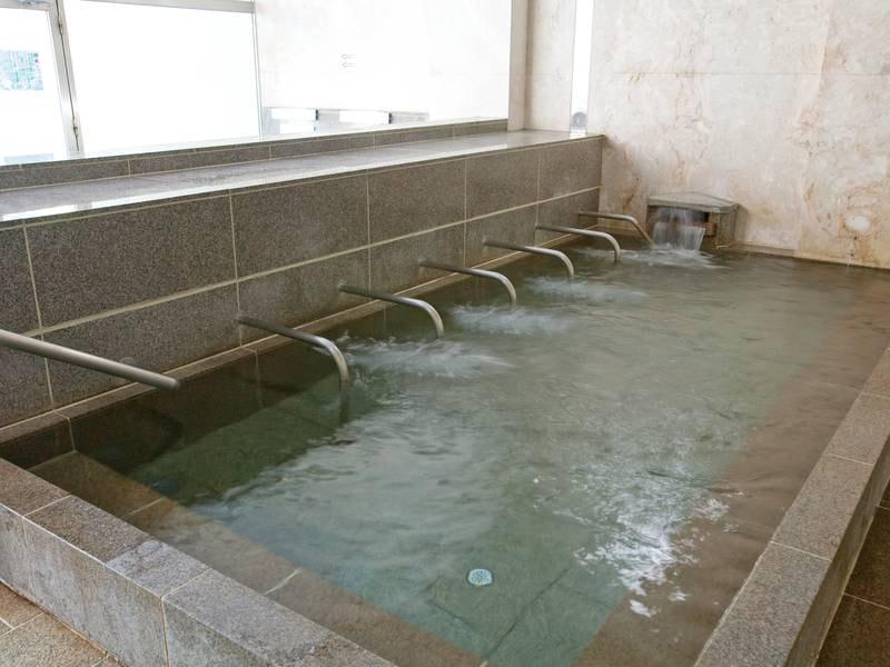 【7種類のお風呂】超音波風呂