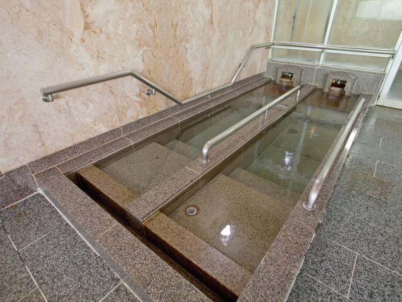 【7種類のお風呂】歩行交替浴