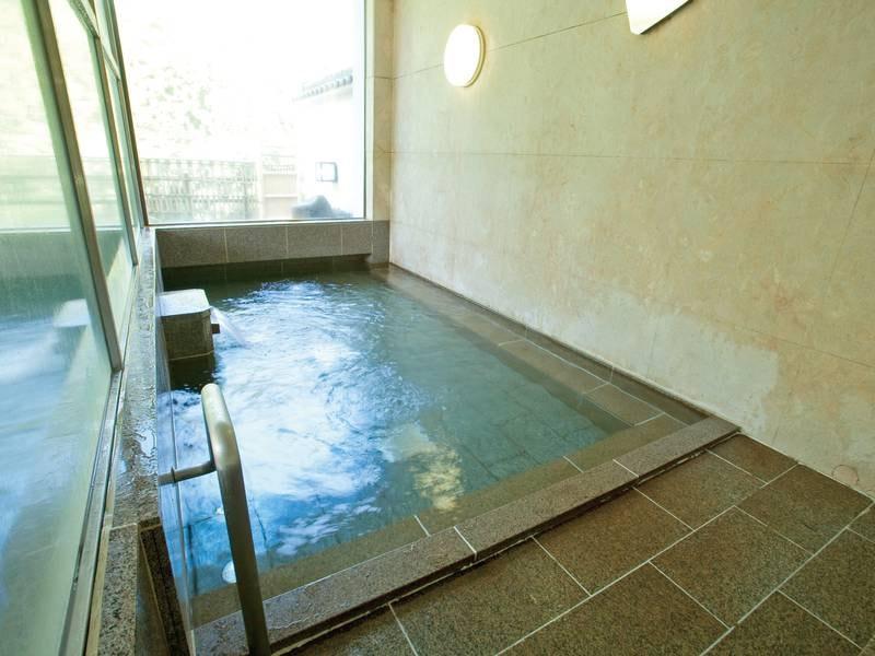 【7種類のお風呂】ラドン吸入室 自律神経、免疫系、内分泌のバランスを整えてくれる効果が期待できます。