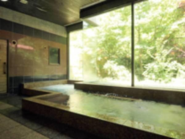 【大浴場】露天・サウナも併設の大浴場
