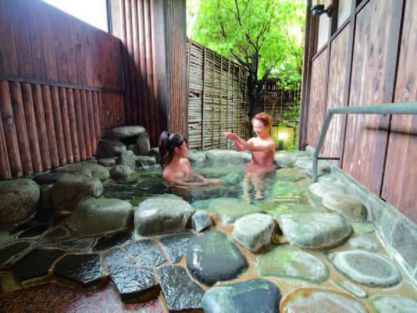 【貸切露天風呂】下呂の名湯を心ゆくまで満喫。期間限定特典もあり