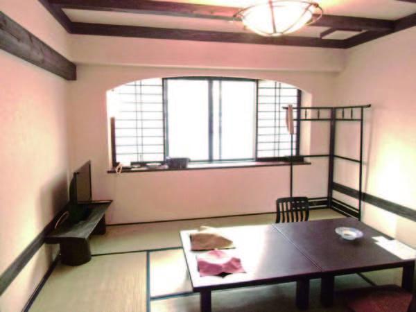 【森山館和室/例】アンティークで落ち着いた客室