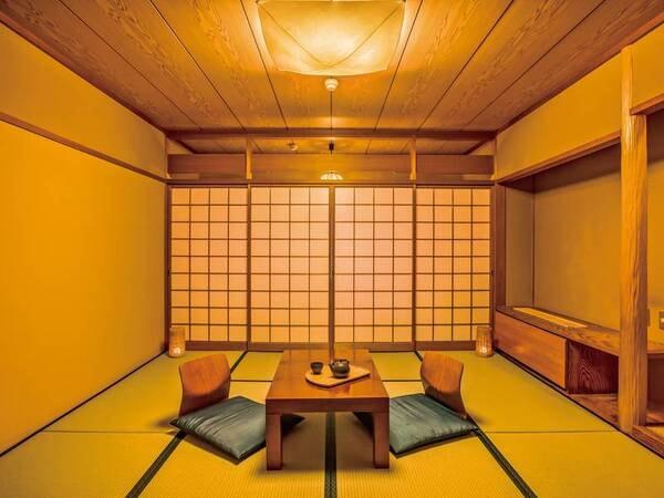【和室/例】人数に合わせた広さのお部屋へご案内