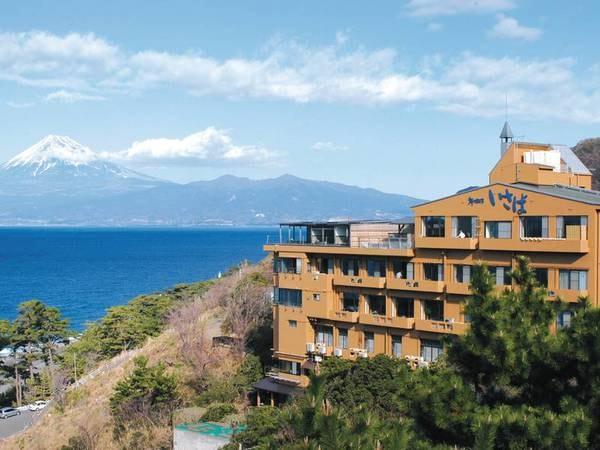 【外観】富士山を望む絶好のロケーション