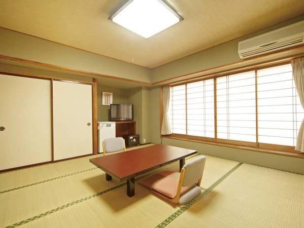 【街側客室/例】お値打ち・街側眺望の和室をご用意