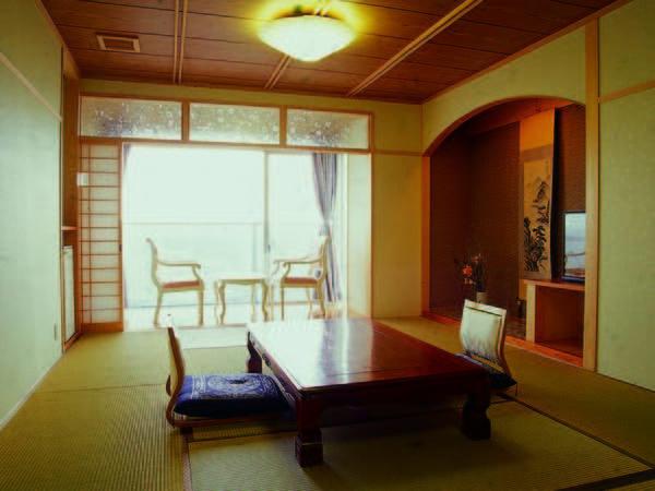 【客室/例】海を望む10畳和室
