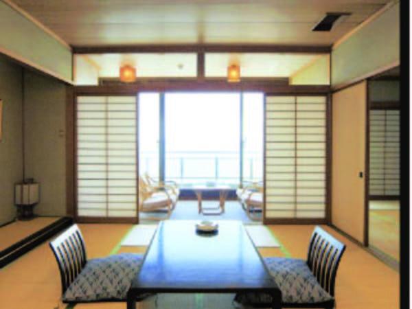 10畳和室(海側)