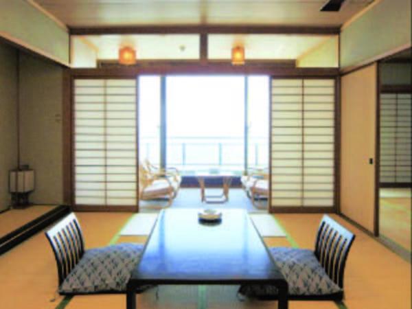10畳和室(海側/海山の幸プラン)