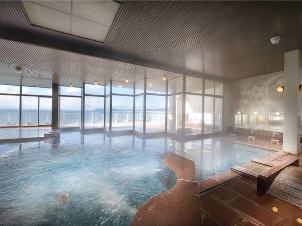 展望大浴場「眺涛の湯」