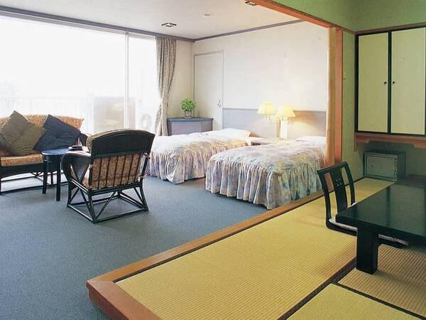 【和洋室/例】海一望の和室または和洋室をご用意※選択不可