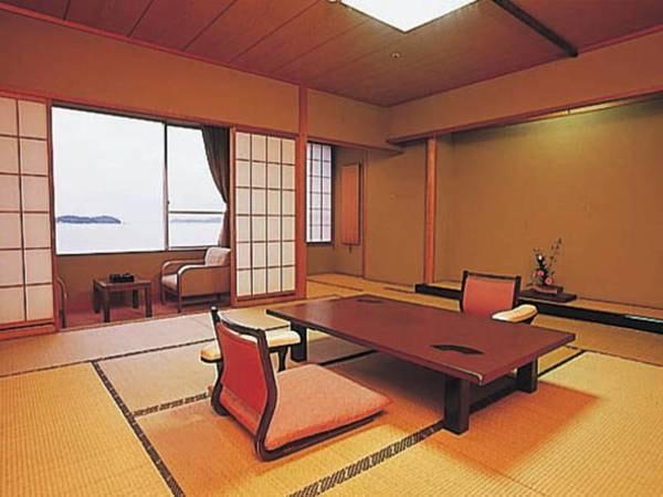 【海一望の和室/例】