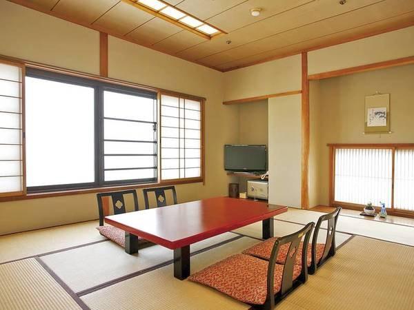 【お任せ客室/例】少々海が見えにくいお部屋になる場合あり。その分お値打ち!