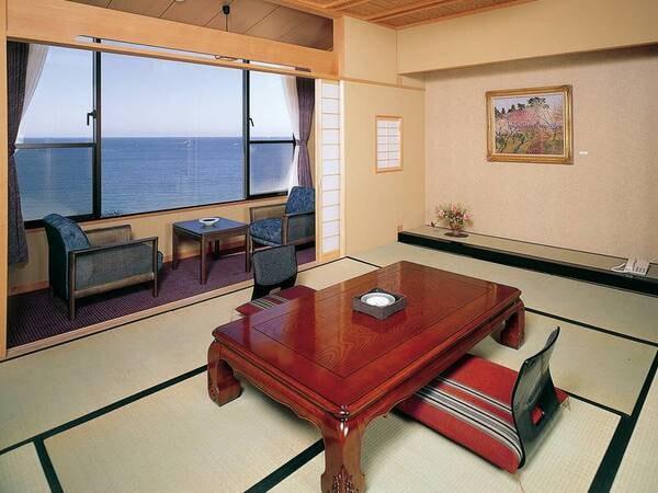 【客室/例】伊勢湾を望む10畳和室