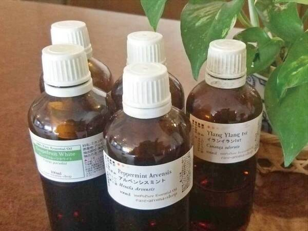 【サービス】香りを選べるアロマポットを無料貸出(ロビーにてセルフサービス)