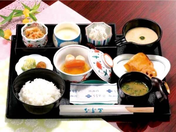 【朝食/例】朝食は和洋ブッフェまたは老舗料亭『なだ万』の和食より当日選択可