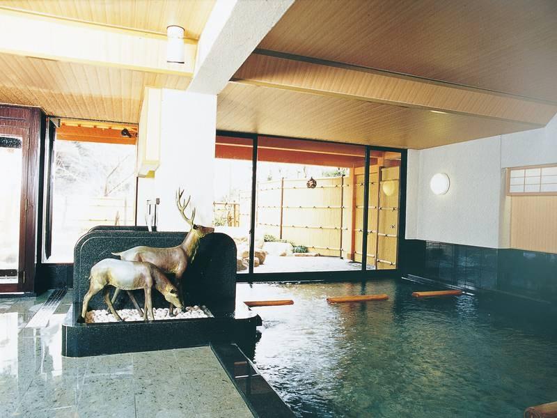 【大浴場】ゆったりと湯あみを愉しむ