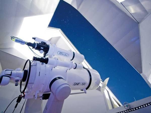【天文館】志摩のきれいな星を観測