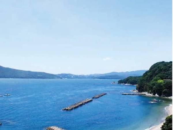 【眺望/例】島ならではの景色