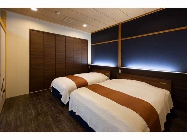 半露天風呂付客室【和室8帖+洋室8帖】/一例