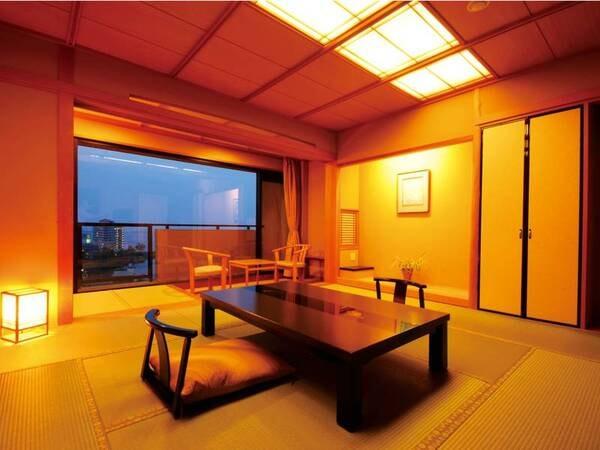 【客室/和室一例】落ち着きのある和室