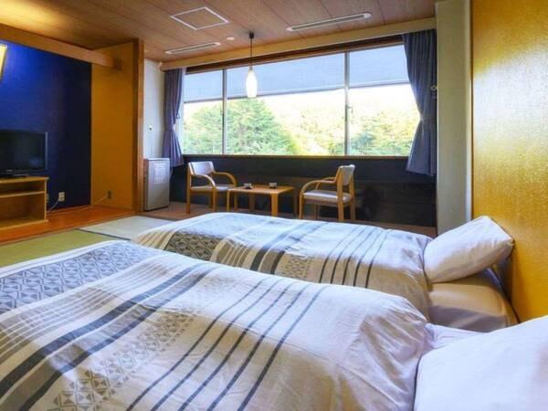 本館和室ベッドルーム8畳(禁煙)/写真一例