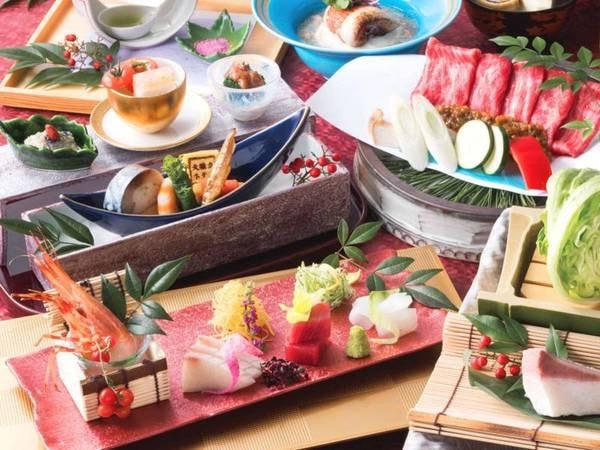 【料理一例】季節の和食会席(グレードアップ)