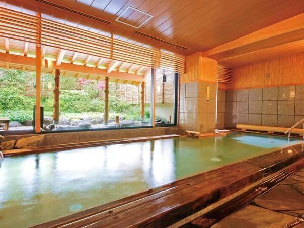 大浴場(内湯)/天然「嵐山温泉」